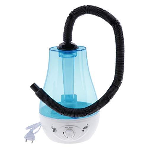 FLAMEER Terrarium Nebler Befeuchter Luftbefeuchter Fogger für Reptilien Amphibien - 3L