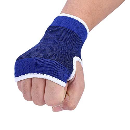 Voluxe Pulsera, Soporte carpiano, Protector carpiano de Alta resiliencia para Ejercicio físico al Aire Libre(Blue)