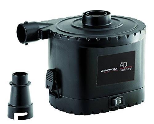 Campingaz 203144 4d Quickpump, schwarz, 340 Liter (11,3 x 11,3 x 13,5 cm)