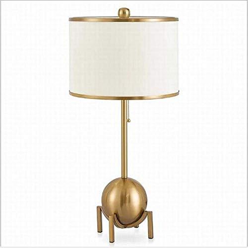Bradoner Tischlampe Simple Hardware Kreative Personalisierte Schlafzimmer Nachttisch...