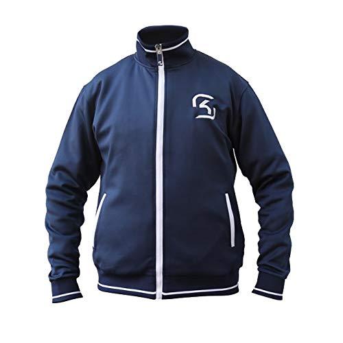 SK Gaming ESL E-Sports - Chaqueta de chándal, Color Azul Azul M