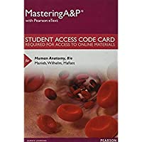 Mastering A&P with Pearson eText - Standalone Access Card - for Human Anatomy (8th Edition)【洋書】 [並行輸入品]
