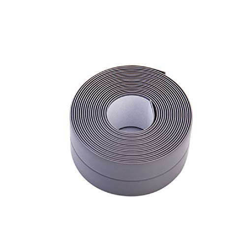 horen 1 ROLL PVC Materiaal Keuken Badkamer Muurafdichting Tape Waterdichte Mold Proof Lijm Tape 3.2mx2.2cm