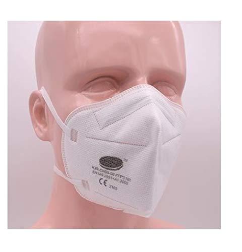 5x Premium FFP3 Maske 5-lagig o. Ventil Atemschutzmaske Mundschutz schneller Versand aus Deutschland