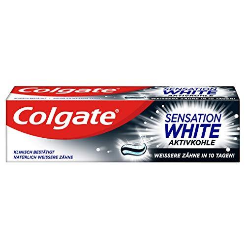 Colgate Sensation White Aktivkohle Zahnpasta, 75 ml 61004077