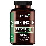 Essence Nutrition Milk Thistle, 500mg - 90 tablets