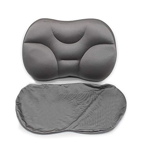 All-Round Sleep Pillow,All-Round Cloud Pillow,Oreiller De Sommeil Polyvalentoreiller Ergonomique Cervical Orthopedique,Adapté Chaque Position Sommeil, Oreiller Confortable Respirant (Gris)