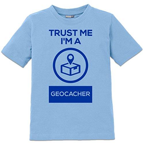 Camiseta de niño Trust Me I'm A Geocacher by Shirtcity