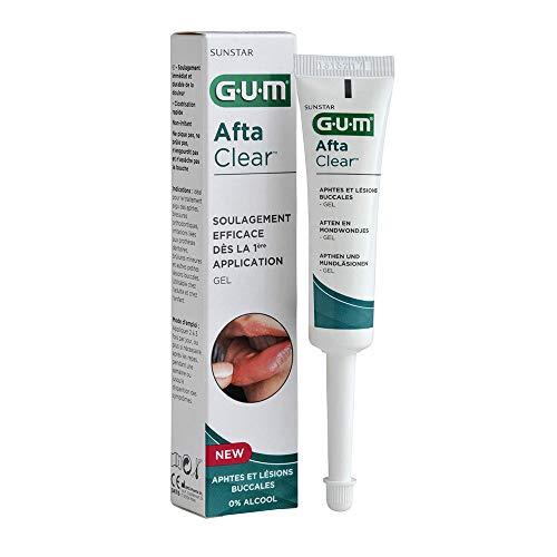 Gum Aftaclear Gel, 10ml