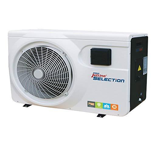 jetlineselection 18KW modele 180Tri Pompa a calore piscina poolex