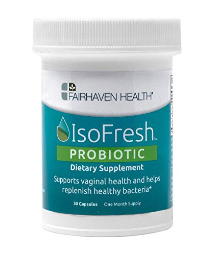 JUST ONE CAPSULE PER DAY HELPS REPLENISH Healthy Bacteria and Balance Yeast INCLUDES 5 PROBIOTIC STRAINS, Including Lactobacillius reuteri, CHOSEN SPECIFICALLY FOR VAGINAL HEALTH - a Total of 10 Billion Colony Forming Units COMES IN A UNIQUE, SPECIAL...
