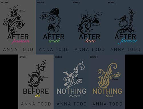 Anna Todd After Serie