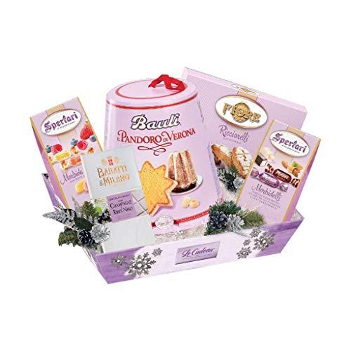 Cesto Natale Gioiello Le Cadeau 6 pezzi