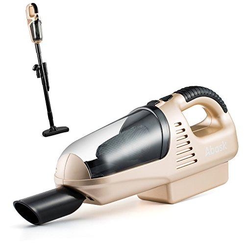 Fantastic Deal! [Upgraded] Handheld Vacuum Cordless Cleaner, Abask Dust Busters Cordless for Car Hou...