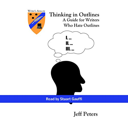Thinking in Outlines audiobook cover art