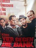 Vier gegen die Bank - Til Schweiger - Banner/Kinobanner