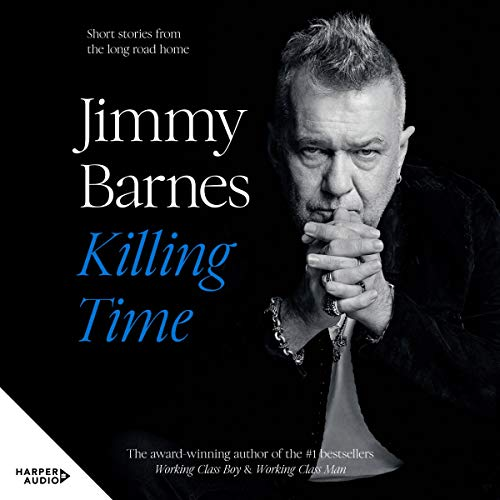 Killing Time cover art