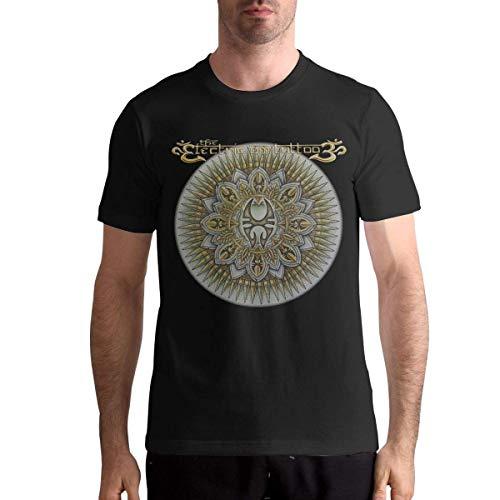 maichengxuan Camiseta Soulfly Band Camiseta de algodón para Hombre Camisetas Deportivas de Moda Camiseta de Manga Corta con Cuello Redondo