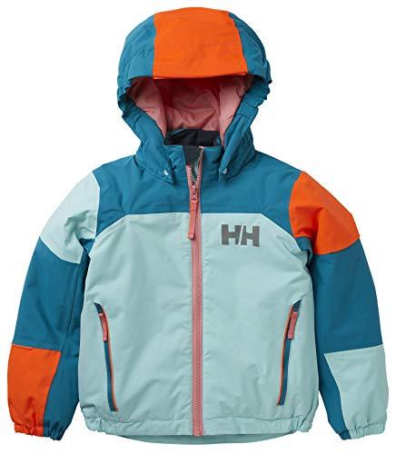 Helly Hansen Kinder K Rider 2 Isolierung Skijacke, Blue Tint, 5 Yrs