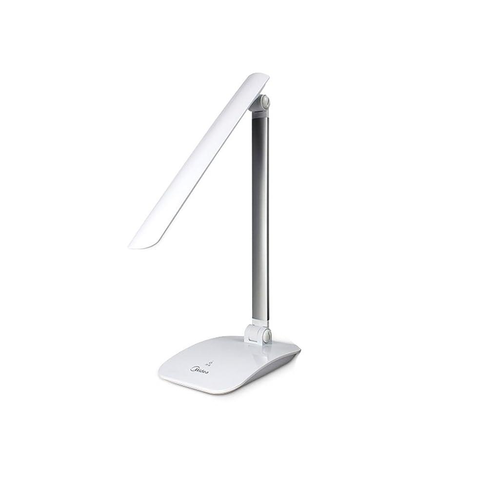 七面鳥パノラマ解放1. LED目の保護ランプ、小学生の机のプラグインを学ぶビジョンゴーグルは宿題ランプを書く 2. (Color : White)