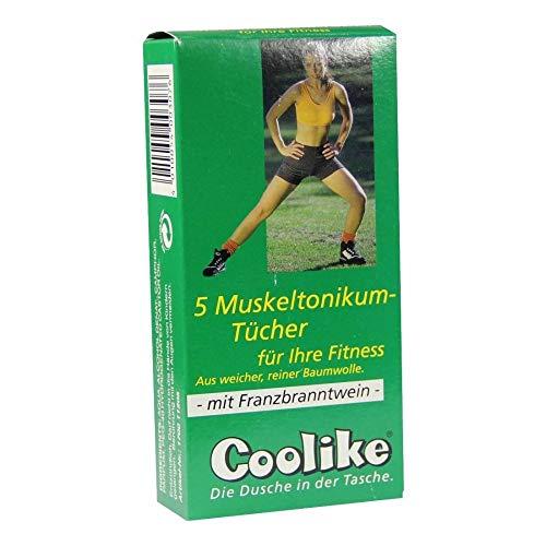 COOLIKE Muskeltonikum Tuch m 5 St