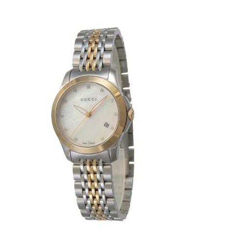 [グッチ] 腕時計 Gタイムレス YA126513 並行輸入品 シルバー