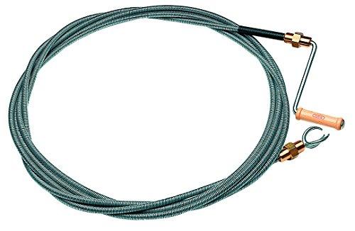 CABERE 92011 Doppellagige Profi-Rohrreinigungswelle 10 mm ø x 5 m lang