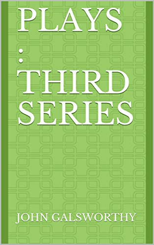 Plays : Third Series (English Edition)