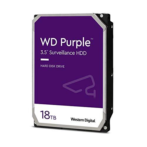 WD Purple 18TB Surveillance Hard Disk Drive