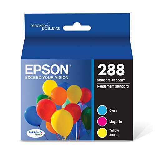 Epson T288520-S DURABrite Ultra Color Combo Pack Standard Capacity Cartridge Ink Colorado