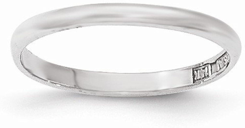 Beautiful White gold 14K 14K White gold Madi K Polished Ring