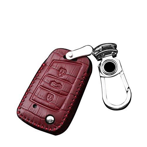 ASDMRQ Protector de llave de coche, cubierta protectora para decoración de llaves, protege la llave de arañazos, para Cadillac XT5 2016-2019