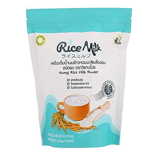 Veganpro Brand Young Rice Milk Powder X 10 Sachets 20g El Limited price sale Paso Mall 200g