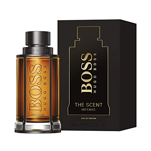 Hugo Boss The Scent Intense - Eau De Parfum, Herren, 1er Pack (1 x 100 ml)
