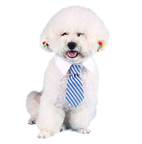 Inception Pro Infinite - Hellblaue verstellbare Krawatte - Einheitsgröße - Geschenkidee für Weihnachten und Geburtstag