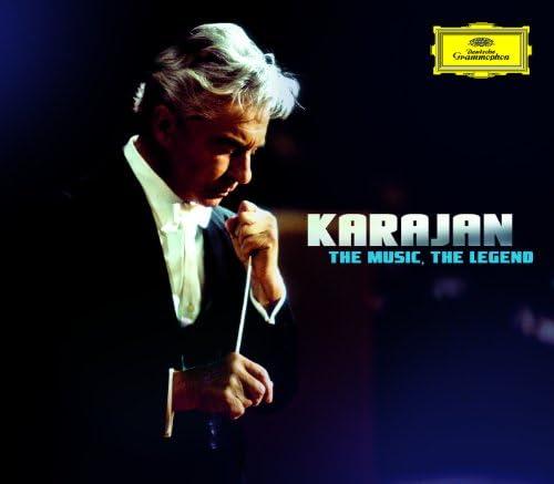 Christian Ferras, Michel Schwalbé, Berliner Philharmoniker & Herbert von Karajan