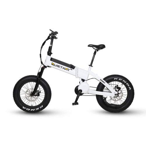 QuietKat Bandit Electric Bike for Backcountry