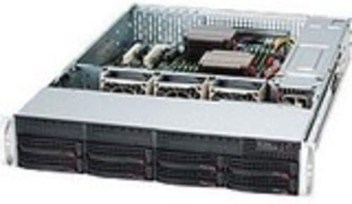 SuperMicro SC825 Tqc-R1K03LPB - Rack-Mountable - 2U - Enhanced Extended ATX