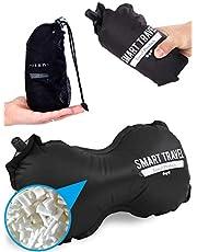 【 アパホテル PR誌 掲載商品 】 携帯 腰 クッション キャンプ 枕 旅行 便利グッズ SmartTravel