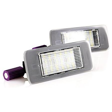 Phil Trade Led Kennzeichenbeleuchtung Or 71001 Kompatibel Für Astra H J Corsa C D Auto