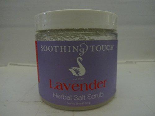Soothing Touch Salt Scrub Lavender 20 Oz