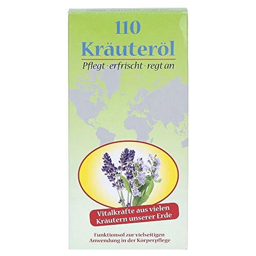 KRÄUTERÖL 110 Vitalkräfte aus Kräutern 100 ml