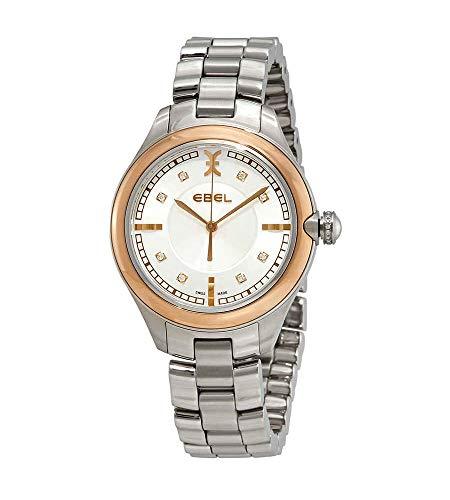 Ebel Onde Damen-Armbanduhr 1216240, Perlmutt