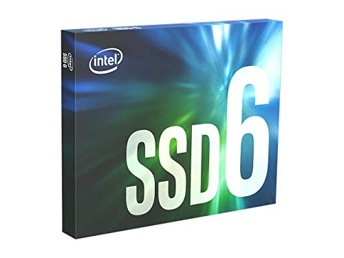 Intel SSD 660p Series (512GB M.2 80mm Internal PCIe 3.0 X4 3D2 QLC)(978348)
