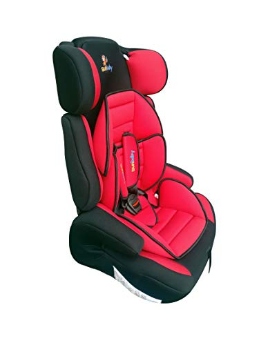 Sunbaby Car Seat for Baby (Seat-Red)