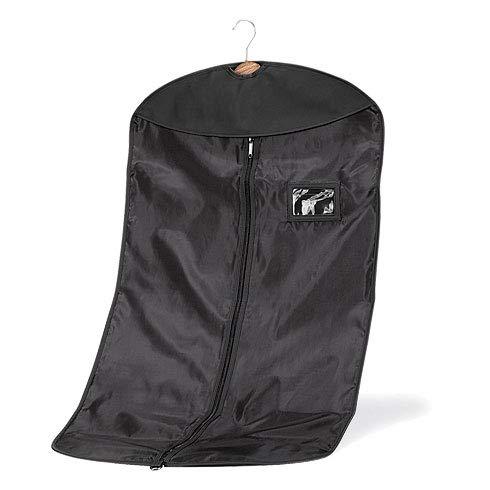 Quadra Deluxe Herren-Kleidersack QD031BLAC, schwarz, Einheitsgröße