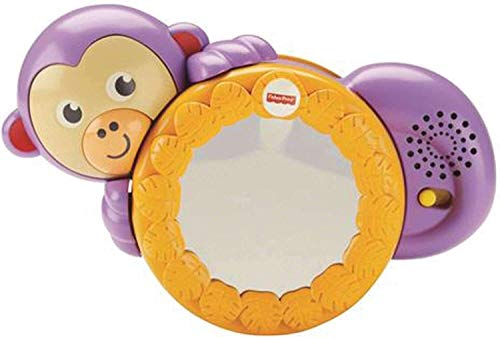 Fisher-Price FHF75 1-2-3 Roll-Äffchen, Multicolour