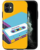 Casfy QWE054_5 - Carcasa para iPhone 11, diseño de moda estético, accesorios para teléfono