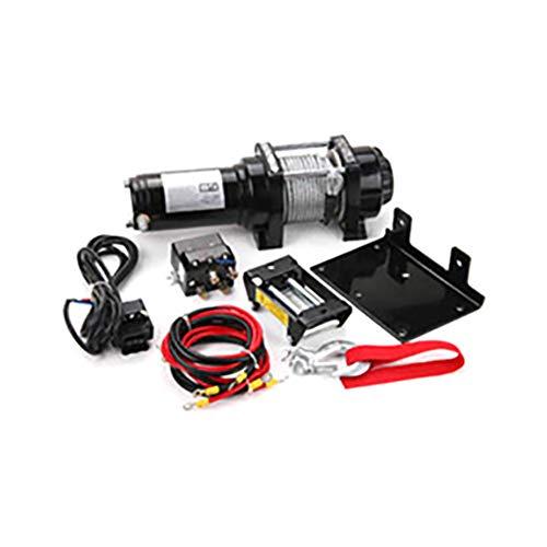 XINGXINGNS Cabrestante Eléctrico 4500 lbs/2000kg Cabrestante de recuperación eléctrico...