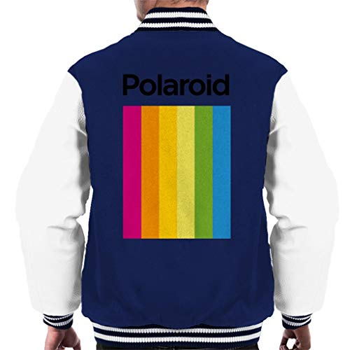 Polaroid Spectrum Men's Varsity Jacket